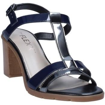 Schoenen Dames Sandalen / Open schoenen The Flexx D6015_08 Grijs