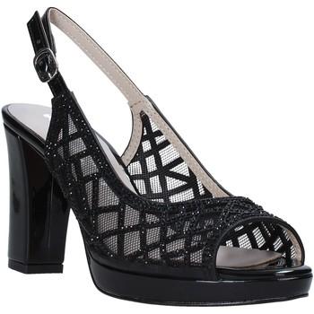 Schoenen Dames Sandalen / Open schoenen Comart 303331 Zwart