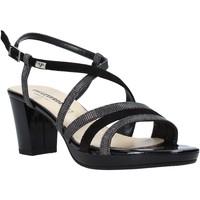Schoenen Dames Sandalen / Open schoenen Valleverde 38535 Noir