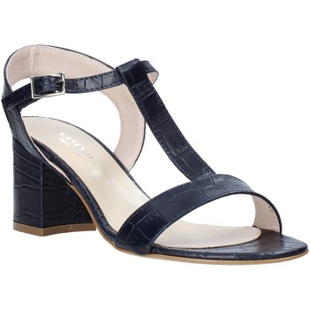 Schoenen Dames Sandalen / Open schoenen Casanova LING Blauw