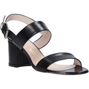 Schoenen Dames Sandalen / Open schoenen Casanova LIVIA Zwart