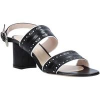 Schoenen Dames Sandalen / Open schoenen Casanova LJIAJIC Zwart