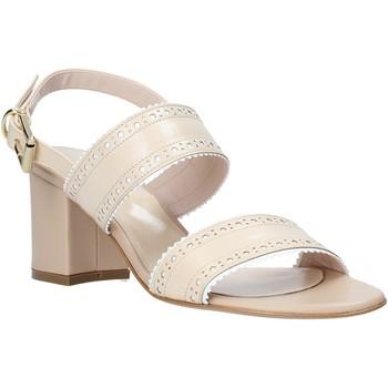 Schoenen Dames Sandalen / Open schoenen Casanova LJIAJIC Beige