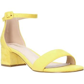 Schoenen Dames Sandalen / Open schoenen Gold&gold A20 GD186 Jaune