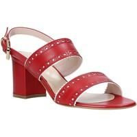 Schoenen Dames Sandalen / Open schoenen Casanova LJIAJIC Rood