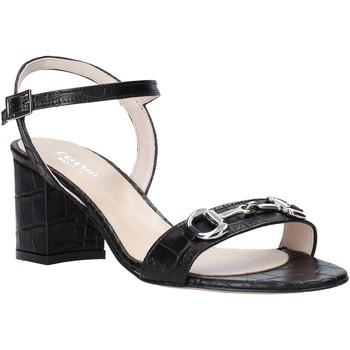 Schoenen Dames Sandalen / Open schoenen Casanova LUNT Zwart