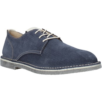 Schoenen Heren Derby IgI&CO 5182333 Zilver