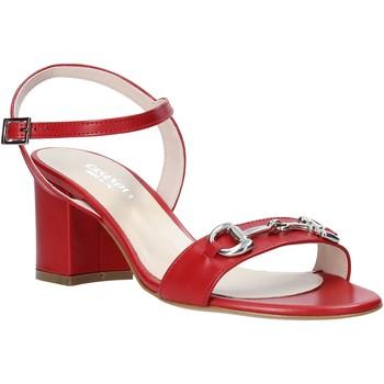 Schoenen Dames pumps Casanova LUNT Rood