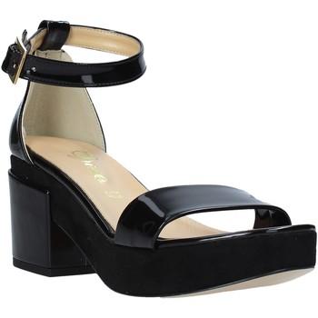 Schoenen Dames pumps Grace Shoes 9978 Zwart