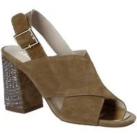 Schoenen Dames Sandalen / Open schoenen Alma En Pena V18277 Bruin