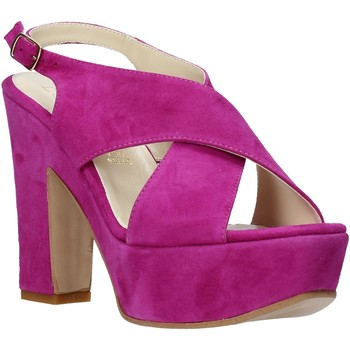 Schoenen Dames Sandalen / Open schoenen Esther Collezioni TQ 039 Roze