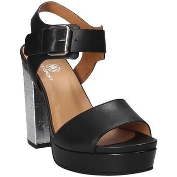 Schoenen Dames Sandalen / Open schoenen Janet Sport 41907 Zwart