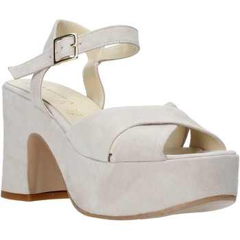 Schoenen Dames Sandalen / Open schoenen Esther Collezioni RM133 Grijs