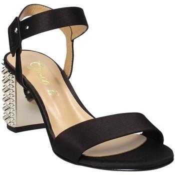 Schoenen Dames Sandalen / Open schoenen Grace Shoes 1490 Zwart