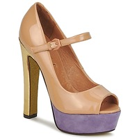 Schoenen Dames pumps Ravel LOTTIE Nude