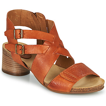 Schoenen Dames Sandalen / Open schoenen Casta ERVA Orange