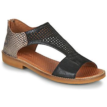 Schoenen Dames Sandalen / Open schoenen Casta IRIA Zwart