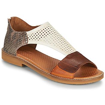 Schoenen Dames Sandalen / Open schoenen Casta IRIA Multicolour