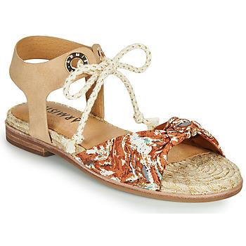 Schoenen Dames Sandalen / Open schoenen Armistice RIO COAST W Brown