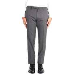 Textiel Heren Anzughosen Incotex 1T0030 1721T Grey