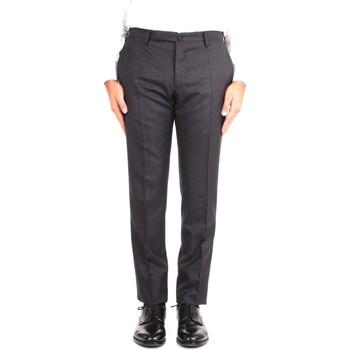 Textiel Heren Anzughosen Incotex 1T0030 1394T 931 Grey
