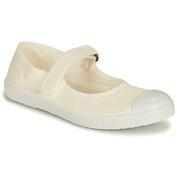 Schoenen Dames Lage sneakers Victoria PUNTERA MERCEDES Wit