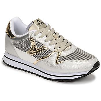 Schoenen Dames Lage sneakers Victoria COMETA REJILLA Wilver / Zilver