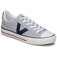 Schoenen Heren Lage sneakers Victoria TRIBU LONA CONTRASTE Grijs