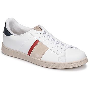 Schoenen Heren Lage sneakers Victoria TENIS VEGANA DETALLE Wit / Blauw