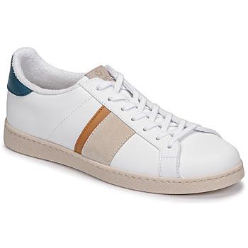 Schoenen Heren Lage sneakers Victoria TENIS VEGANA DETALLE Wit