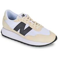 Schoenen Heren Lage sneakers New Balance 237 Wit / Zwart