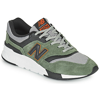 Schoenen Heren Lage sneakers New Balance 997 Kaki / Orange