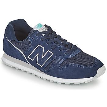 Schoenen Dames Lage sneakers New Balance 373 Blauw