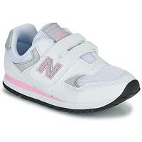 Schoenen Meisjes Lage sneakers New Balance 393 Wit / Roze