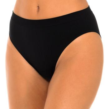Ondergoed Dames Slips Intimidea Culottes Zwart