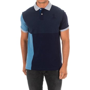 Textiel Heren Polo's korte mouwen Hackett Polo M / Short Multicolour
