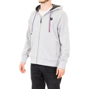 Textiel Heren Sweaters / Sweatshirts Hackett Sweat-shirt Hackett Grijs