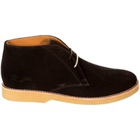 Schoenen Heren Laarzen Hackett Bottes Eci Parsons Brown