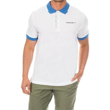 Textiel Heren Polo's korte mouwen Hackett Polo de golf Multicolour