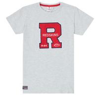 Textiel Jongens T-shirts korte mouwen Redskins TSMC180161-BLENDED-GREY Grijs