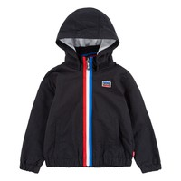 Textiel Jongens Wind jackets Levi's 9EC747-023 Zwart