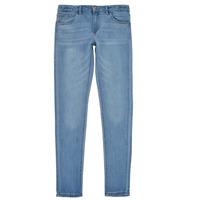 Textiel Meisjes Skinny Jeans Levi's 710 SUPER SKINNY Blauw