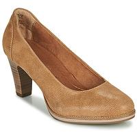 Schoenen Dames pumps Tamaris FEELINA Brown