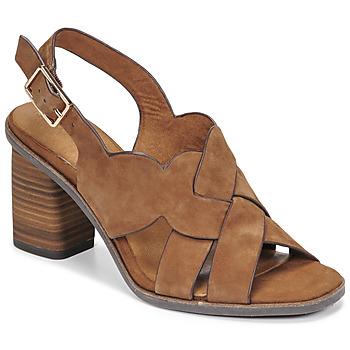 Schoenen Dames Sandalen / Open schoenen Tamaris NOAMY Brown