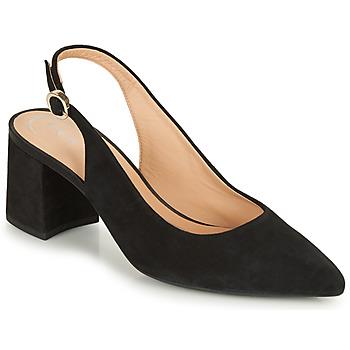 Schoenen Dames pumps Geox D BIGLIANA A Zwart