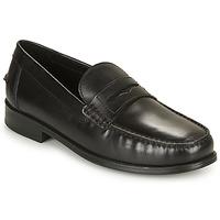 Schoenen Heren Mocassins Geox U NEW DAMON B Zwart