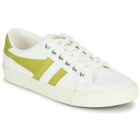 Schoenen Dames Lage sneakers Gola TENNIS MARK COX Wit / Geel