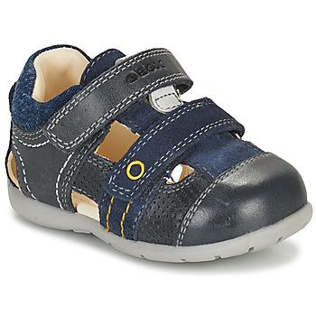Schoenen Jongens Sandalen / Open schoenen Geox KAYTAN Marine