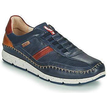 Schoenen Heren Lage sneakers Pikolinos FUENCARRAL M4U Blauw