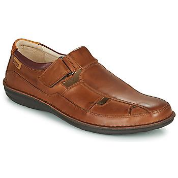 Schoenen Heren Sandalen / Open schoenen Pikolinos SANTIAGO M8M Brown